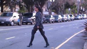 Walking To The Store with Kayo Yori