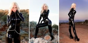 CatWoman in Nature – Photoset
