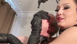 Two Cruel Beauties Ladys Leather Teased Sub part 2