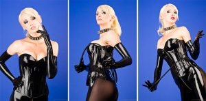 DDI Magazine Cover Latex Shooting – Photoset