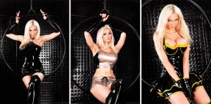 Glamour in Heavy Rubber – Photoset