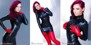 Glamourous Latex Fashion – Photoset