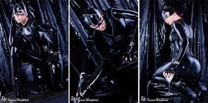 Kiss or Kill – Rubbery Catwoman – Photoset