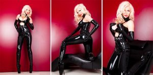 Latex and Ballet Heels – Photoset