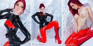 Latex Fetish Galaxy – Photoset