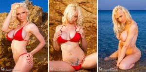 Red sexy Summer Bikini – Photoset