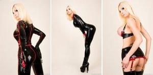 Sexiest Latex Dresses – Photoset