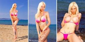 Sexy Pink Bikini – Photoset