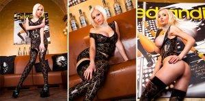 Slinky Latex Dress – Photoset