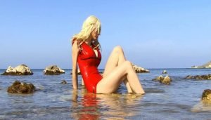 Relax Profoundly Sumptuous Latex Ferventness Into This Sexy Red Latex Dress part 2