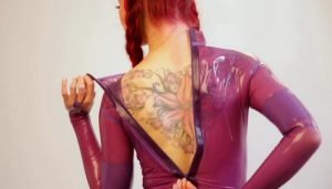 Lilac Latex Lights, Vivid Vixen