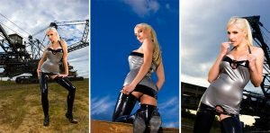 Strength Metal Shoot – Photoset