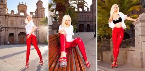 Summery Latex City Walk – Photoset