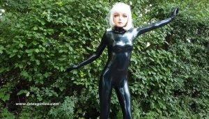 Sascha Latex Doll