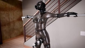 Pipe Dream in Metallic Latex