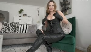 Leather Fetish Obsession