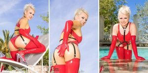 Burning Hot – Photoset