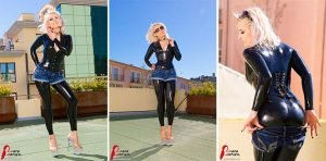 Kinky Roof Girl – Photoset