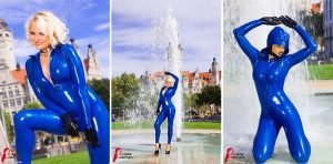 Rubber Doll in Latex – Photoset