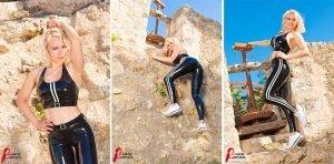 Sporty Girl – Photoset