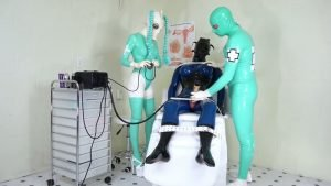 Rubberclinic Venus 2000 Milking Treatment