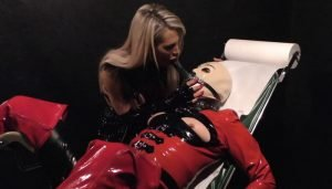 Fucked Rubber Doll Calea Toxic – Orgasm Fight