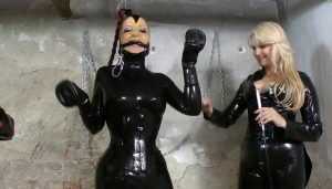 Supreme Discipline For a Rubber Pony Mary