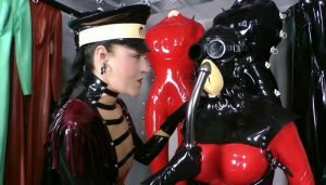 Pervert Doll Extreme Bondage Part 1