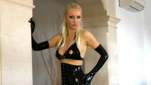 Deviant Encounters in Latex Corset and High Boots Part 1