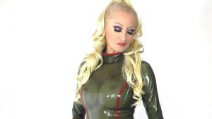 Green Military Transparent Latex Part 1